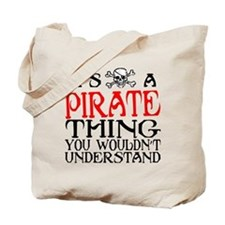 Pirate Thing Tote Bag