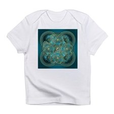 Teal Celtic Tapestry Infant T-Shirt