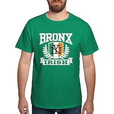 Bronx NY Irish T-Shirt