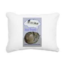 Sweet Dreams Rectangular Canvas Pillow