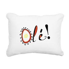 Ole, Rectangular Canvas Pillow