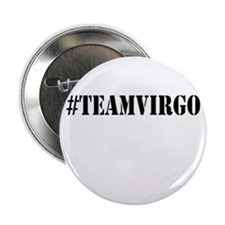"#teamvirgo 2.25"" Button"