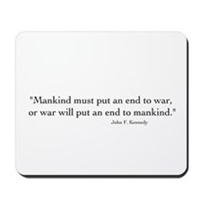 JFK Mousepad