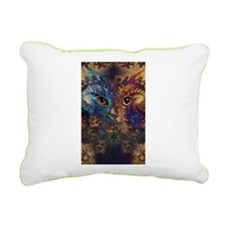 WITCHING HOUR Rectangular Canvas Pillow