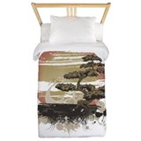 Bonsai Twin Duvet
