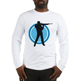 shooting sports Long Sleeve T-Shirt
