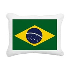 Funny Brazilian Rectangular Canvas Pillow
