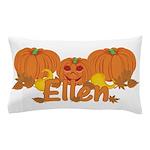 Halloween Pumpkin Ellen Pillow Case
