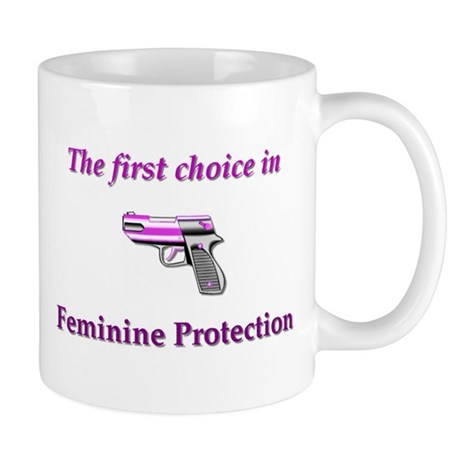 Feminine Protection Mug