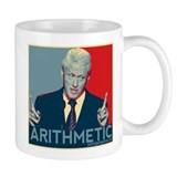 Bill Clinton - Arithmetic Mug