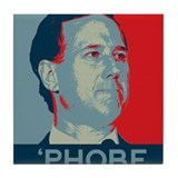 Rick Santorum - 'Phobe Tile Coaster