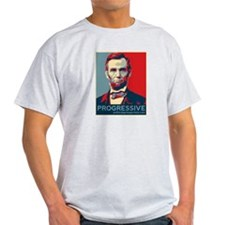 Abe Lincoln - PROGRESSIVE T-Shirt