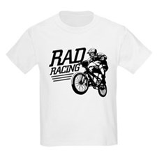 Retro RAD BMX Racing Kids T-Shirt