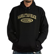 Manhattan Beach Brooklyn Hoodie