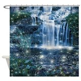 Magic Waterfall Shower Curtain