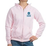 Latinas for Obama Zip Hoodie