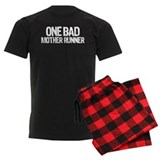 one bad mother runner pajamas