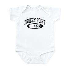 Breezy Point Queens Infant Bodysuit