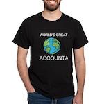 Worlds Greatest Accountant Dark T-Shirt