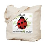 Bug the Ladybug Tote Bag