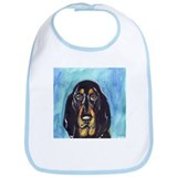 COONHOUND art! Bib