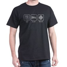 Eat Sleep Droid T-Shirt