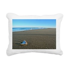 Nauset Beach Rectangular Canvas Pillow
