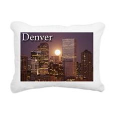Denver Rectangular Canvas Pillow