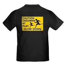 Caution Children At Play (AYS) T