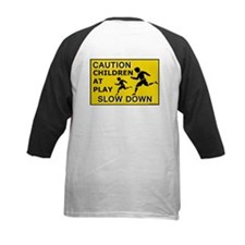 Caution Children At Play (AYS) Tee