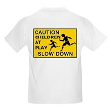 Caution Children At Play (AYS) T-Shirt