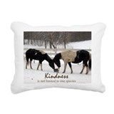 Kindness Rectangular Canvas Pillow