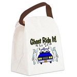 Ghost Ride It Canvas Lunch Bag