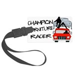Champion Furniture Racer Large Luggage Tag