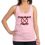 Puff Puff Pass Racerback Tank Top
