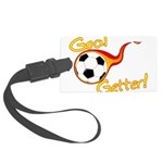 Goal Getter Large Luggage Tag