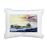 Cute Royal air force Rectangular Canvas Pillow