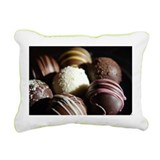 Cute Truffles Rectangular Canvas Pillow