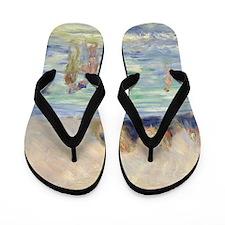 Renoir - Moulin Huet Flip Flops