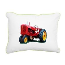 Massey ferguson Rectangular Canvas Pillow