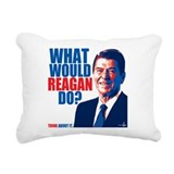 What Would Reagan Do? Design Rectangular Canvas Pi