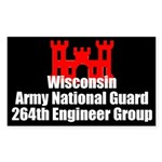 WIARNG 264th Engineer Group Sticker