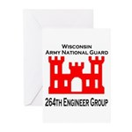 264th Engineer Group Greeting Cards (6)