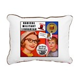 Funny Government Rectangular Canvas Pillow
