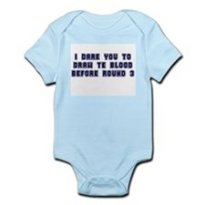 FANTASY FOOTBALL SHIRT, FUNNY Infant Creeper