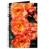 Journal - Sacral Chakra - Orange Roses