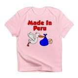 Made In Peru Boy Infant T-Shirt