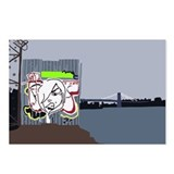 Williamsburg Waterfront Postcards (Package of 8)