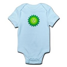 Atheist Flower Infant Bodysuit