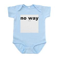no way -  Infant Creeper